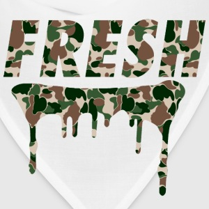 Fresh Woodlands Camo - Bandana