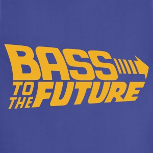 Bass to the Future Kids' Shirts - Adjustable Apron