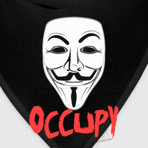 Occupy - Guy Fawkes Mask T-Shirts - Bandana