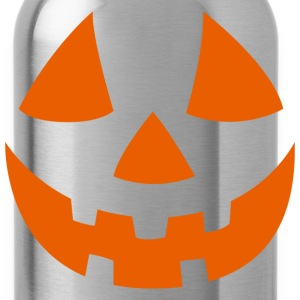 Jack o Lantern T-shirt Orange - Water Bottle