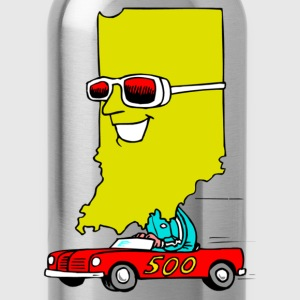 Indiana - Water Bottle