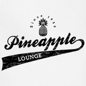 Pineapple Lounge - Adjustable Apron
