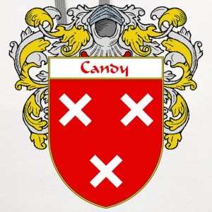 Candy Coat of Arms/Family Crest - Contrast Hoodie