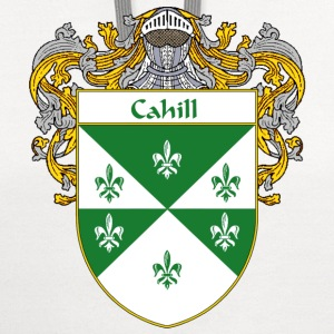 Cahill Coat of Arms/Family Crest - Contrast Hoodie