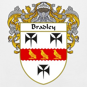 Bradley Coat of Arms/Family Crest - Men's Premium Tank