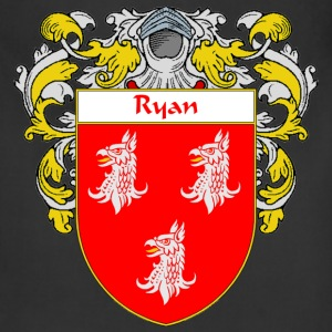 Ryan Coat of Arms/Family Crest - Adjustable Apron