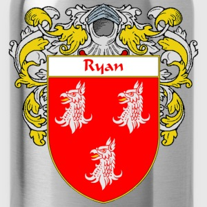 Ryan Coat of Arms/Family Crest - Water Bottle