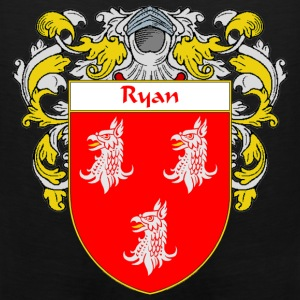 Ryan Coat of Arms/Family Crest - Men's Premium Tank