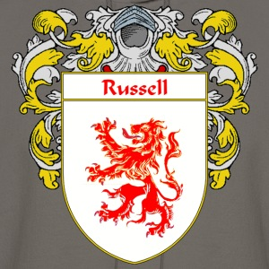 Russell Coat of Arms/Family Crest - Men's Hoodie