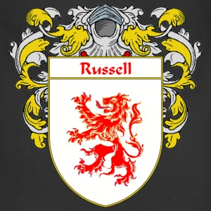 Russell Coat of Arms/Family Crest - Adjustable Apron