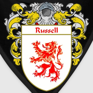 Russell Coat of Arms/Family Crest - Bandana