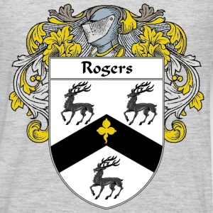 Rogers Coat of Arms/Family Crest - Men's Premium Long Sleeve T-Shirt