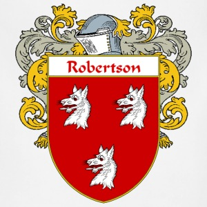 Robertson Coat of Arms/Family Crest - Adjustable Apron