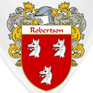 Robertson Coat of Arms/Family Crest - Bandana