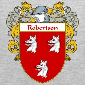 Robertson Coat of Arms/Family Crest - Men's Premium Tank