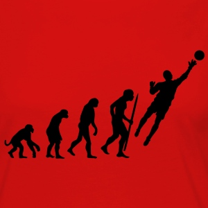 Evolution Goalkeeper Soccer T-Shirts - Women's Premium Long Sleeve T-Shirt