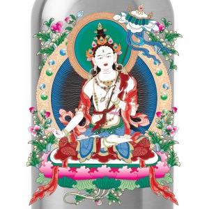 Oriental Design Women's T-Shirts - Water Bottle
