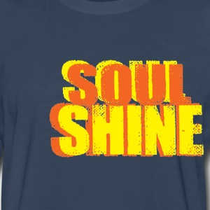Let your Soul Shine with this fun Hippie Shirt - Men's Premium Long Sleeve T-Shirt