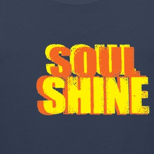 Let your Soul Shine with this fun Hippie Shirt - Men's Premium Tank