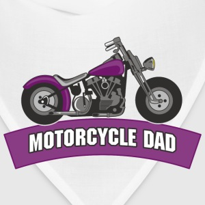 Biker Dad T-Shirt - Bandana
