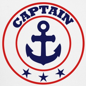 captain sailing capt'n sail crew T-Shirts - Trucker Cap