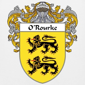 O'Rourke Coat of Arms/Family Crest - Men's Premium Tank