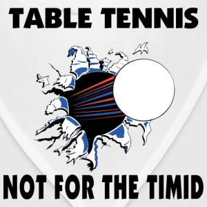 Table Tennis T-Shirt - Bandana