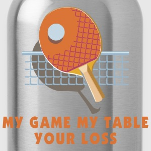 Table Tennis T-Shirt - Water Bottle