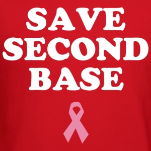 Save Second Base T-Shirts - Crewneck Sweatshirt