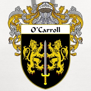 O'Carroll Coat of Arms/Family Crest - Contrast Hoodie
