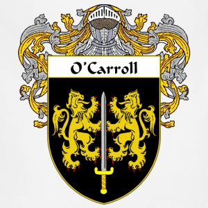 O'Carroll Coat of Arms/Family Crest - Adjustable Apron