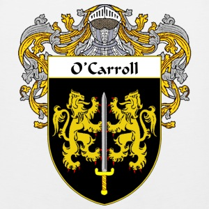 O'Carroll Coat of Arms/Family Crest - Men's Premium Tank