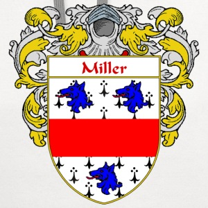 Miller Coat of Arms/Family Crest - Contrast Hoodie