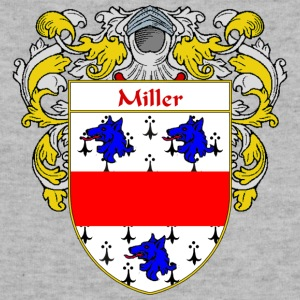 Miller Coat of Arms/Family Crest - Sweatshirt Cinch Bag