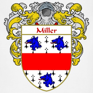 Miller Coat of Arms/Family Crest - Adjustable Apron