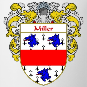 Miller Coat of Arms/Family Crest - Coffee/Tea Mug
