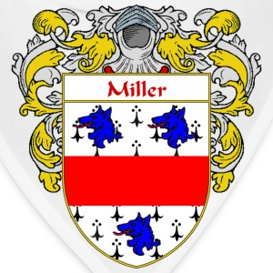 Miller Coat of Arms/Family Crest - Bandana