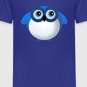 BLUE OWL Kids' Shirts - Toddler Premium T-Shirt
