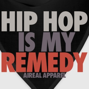 Hip Hop is My Remedy Mens Tee Shirt by AiReal - Bandana
