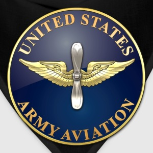 Aviation Branch Plaque - Bandana