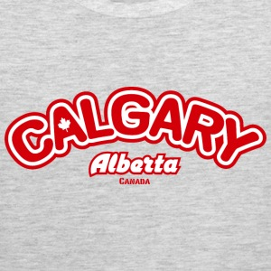 Calgary Leaf American Apparel T-Shirt - Men's Premium Tank