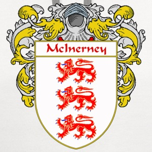 McInerney of Arms/Family Crest - Contrast Hoodie