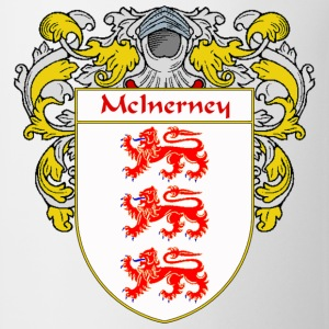 McInerney of Arms/Family Crest - Coffee/Tea Mug