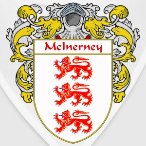 McInerney of Arms/Family Crest - Bandana