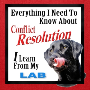 Lab Conflict Resolution - Tote Bag