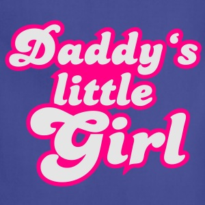 Daddy's little girl Women's T-Shirts - Adjustable Apron