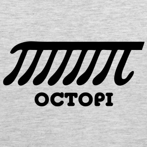 Octopi (PI) T-Shirts - Men's Premium Tank
