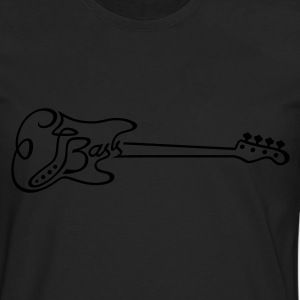 The Bass T-Shirts - Men's Premium Long Sleeve T-Shirt
