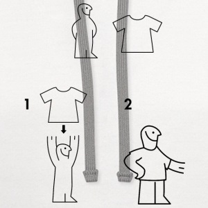 T-shirt Instructions - Contrast Hoodie