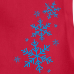Snowflake T-Shirts - Adjustable Apron